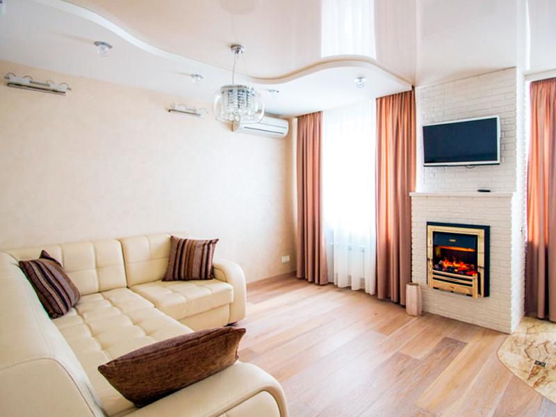 Фото однокомнатной квартиры с ремонтом